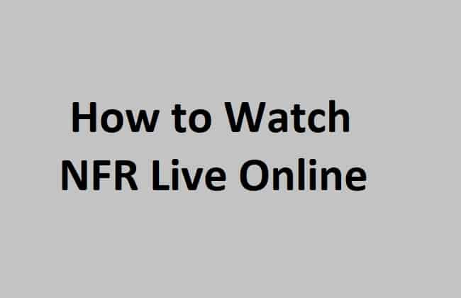 How to Watch 2019 NFR Live Online