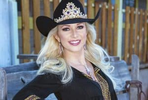 Miss Rodeo 2018