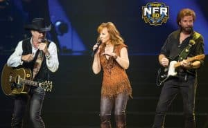 Reba, Brooks & Dunn at WNFR