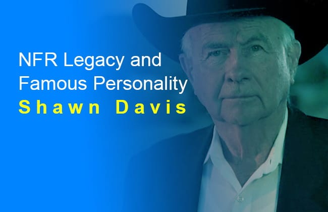 Shawn Davis: Amazing personality in the world of rodeo